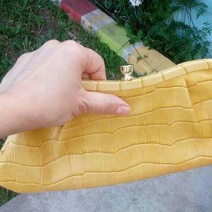 Banana Republic clutch